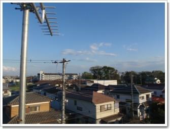 鴻巣市登戸T様 東京タワー方向の景色。.JPG