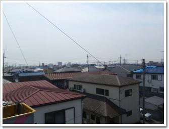 鴻巣市神明M様 東京タワー方向の景色(完了)。.JPG