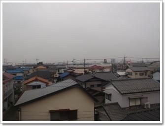 鴻巣市神明M様 東京タワー方向の景色。.JPG