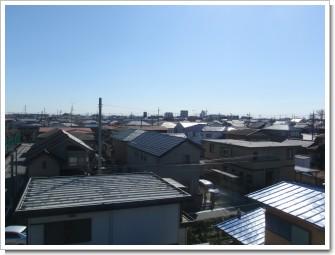 鴻巣市神明T様 東京タワー方向の景色(完了)。.JPG