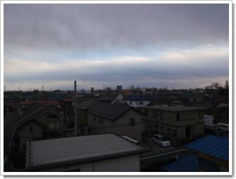 鴻巣市神明T様 東京タワー方向の景色。.JPG