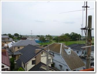 鴻巣市新井O様 東京タワー方向の景色(完了)。.JPG