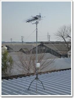 鴻巣市新井A様 アンテナ工事完了。.JPG