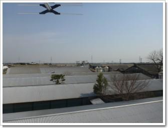 鴻巣市新井A様 東京タワー方向の景色(完了)。.JPG
