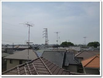 鴻巣市新宿S様 東京タワー方向の景色。.JPG