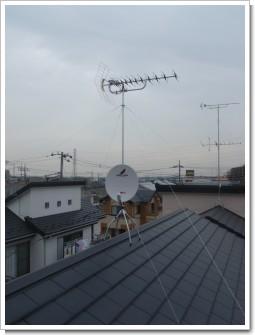 鴻巣市人形N様 アンテナ工事完了。.JPG