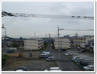 鴻巣市人形N様 東京タワー方向の景色(完了)。.JPG