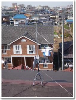鴻巣市人形F様 アンテナ工事完了。.JPG