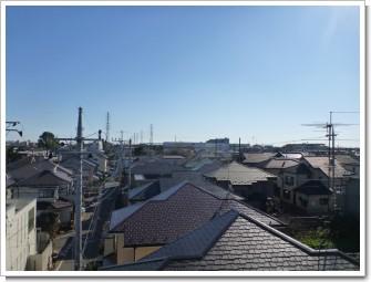 鴻巣市人形F様 東京タワー方向の景色(完了)。.JPG
