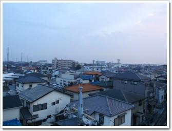 鴻巣市人形F様 東京タワー方向の景色。.JPG