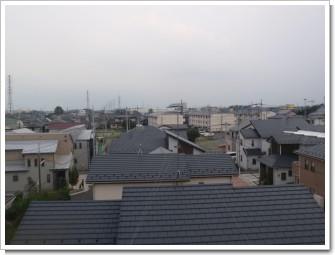 鴻巣市人形K様 東京タワー方向の景色。.JPG
