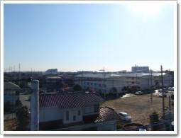 鴻巣市人形Y様 東京タワー方向の景色。.JPG