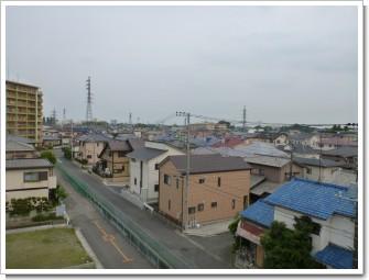 鴻巣市吹上I様 東京タワー方向の景色。.JPG