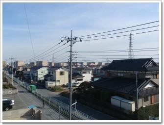 鴻巣市吹上富士見M様 東京タワー方向の景色(完了)。.JPG