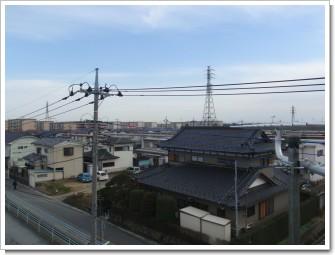 鴻巣市吹上富士見M様 東京タワー方向の景色。.JPG