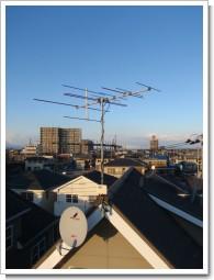 鴻巣市吹上富士見I様 アンテナ工事完了。.JPG