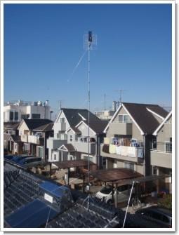 鴻巣市吹上富士見S様 アンテナ工事完了。.JPG