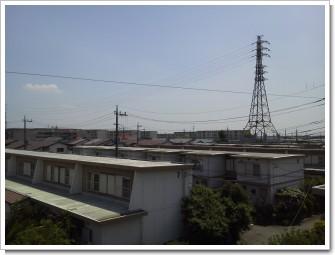 鴻巣市吹上富士見S様 東京タワー方向の景色(完了)。.JPG