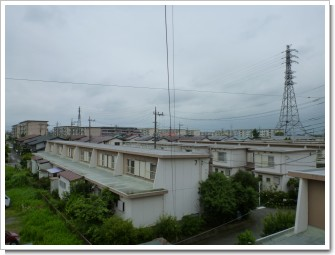 鴻巣市吹上富士見S様 東京タワー方向の景色。.JPG