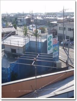 鴻巣市吹上本町H様 アンテナ工事完了。.JPG