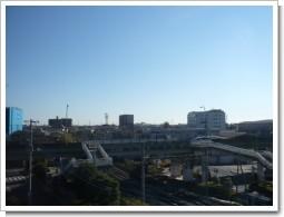 鴻巣市吹上本町H様 東京タワー方向の景色。.JPG