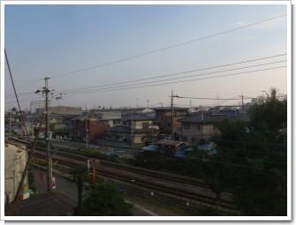 鴻巣市吹上本町K様 東京タワー方向の景色。.JPG