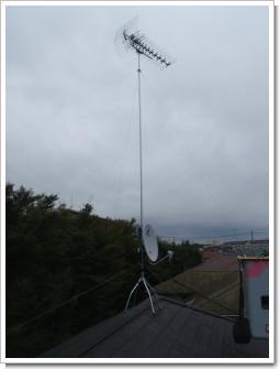 鴻巣市赤見台A様 アンテナ工事完了。.JPG