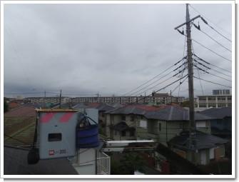 鴻巣市赤見台A様 東京タワー方向の景色(完了)。.JPG