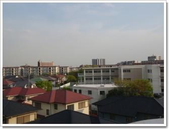 鴻巣市赤見台A様 東京タワー方向の景色。.JPG