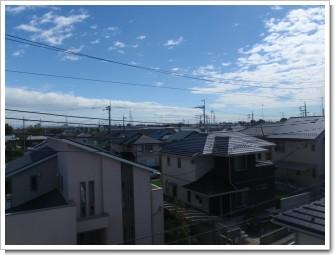 鴻巣市赤見台K様 東京タワー方向の景色(完了)。.JPG