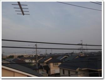鴻巣市赤見台K様 東京タワー方向の景色。.JPG