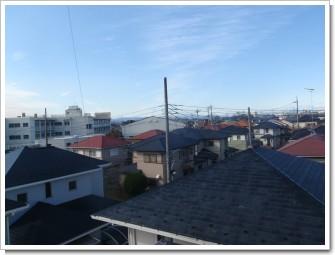 鴻巣市赤見台M様 児玉局方向の景色(完了)。.JPG