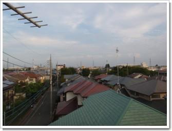 鴻巣市赤見台W様 東京タワー方向の景色。.JPG