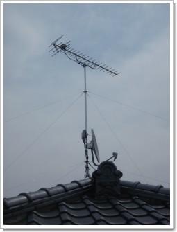鴻巣市赤城O様 アンテナ工事完了。.JPG