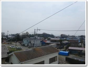鴻巣市赤城O様 東京タワー方向の景色(完了)。.JPG