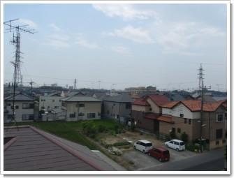 鴻巣市前砂S様 東京タワー方向の景色(完了)。.JPG