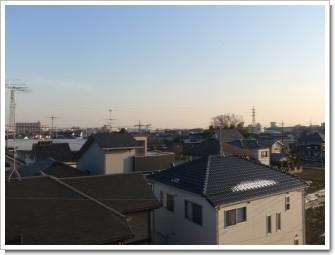 鴻巣市袋T様 東京タワー方向の景色(完了)。.JPG