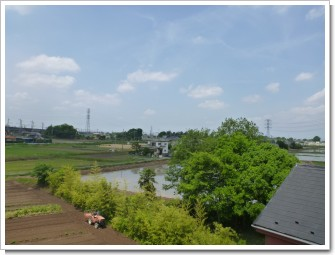 鴻巣市袋W様 前橋局方向の景色(完了)。.JPG