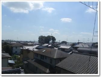 鴻巣市大芦Y様 東京タワー方向の景色。.JPG