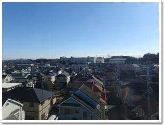 鴻巣市大間F様 東京タワー方向の景色(完了)。.JPG