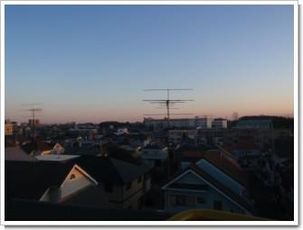 鴻巣市大間F様 東京タワー方向の景色。.JPG