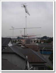 鴻巣市滝間室Y様 アンテナ工事完了。.JPG