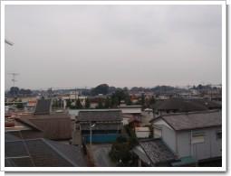 鴻巣市滝間室Y様 東京タワー方向の景色。.JPG