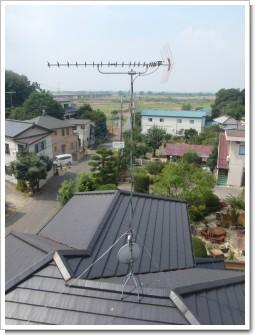 鴻巣市滝馬室A様 アンテナ工事完了。.JPG