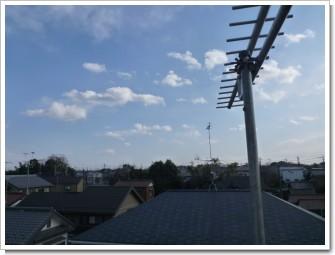 鴻巣市滝馬室A様 東京タワー方向の景色。.JPG