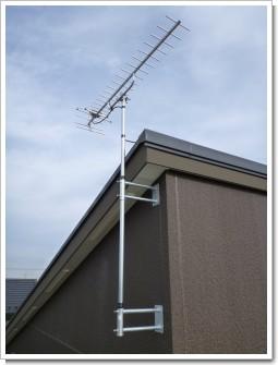 鴻巣市滝馬室K様 アンテナ工事完了。.JPG