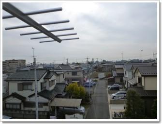 鴻巣市滝馬室K様 東京タワー方向の景色(完了)。.JPG