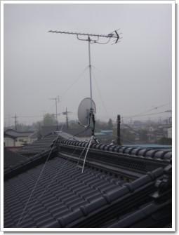 鴻巣市滝馬室S様 アンテナ工事完了。.JPG