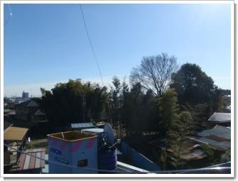鴻巣市滝馬室S様 東京タワー方向の景色(完了)。.JPG