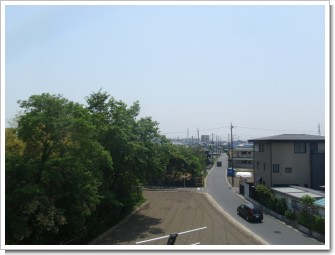 鴻巣市筑波Y様 東京タワー方向の景色(完了)。.JPG